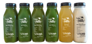 Pictured is the TJS Green Standard Cleanse. What's better than getting yourself all clean on the inside and having a few extra dollars in your pocket, to boot?