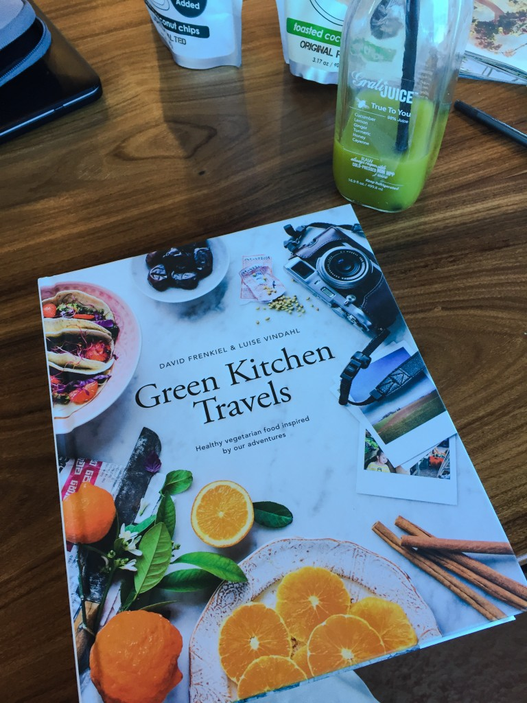 Green Kitchen Travels is just one in a kickass stack of books at The Rose waiting for you to pick up and flip as you sip. Best enjoyed with something green and tasty like a Bee True To You.