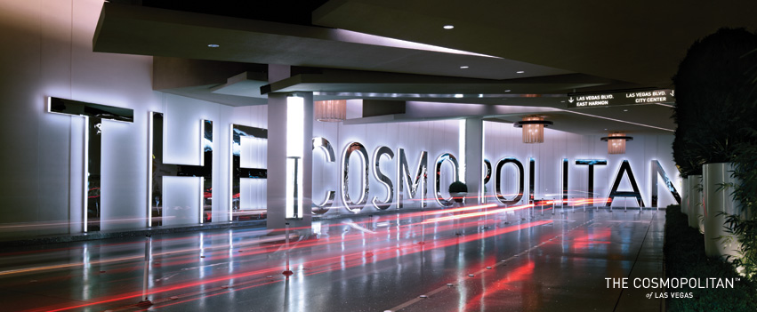 Cosmopolitan-Entrance