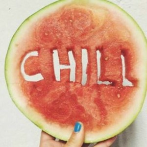 chill watermelon