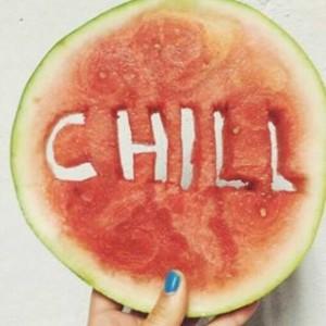 chill watermelon